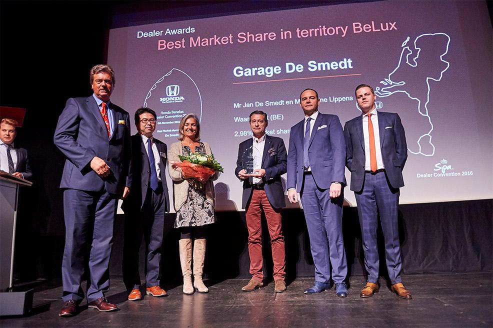 Beste Honda Garage van België