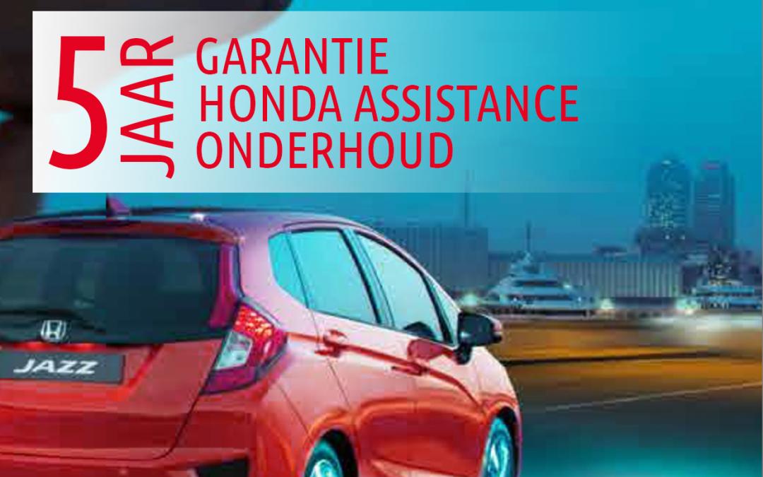 Honda High Five Monday