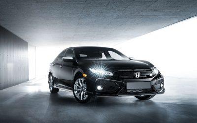 Honda Civic Silverline