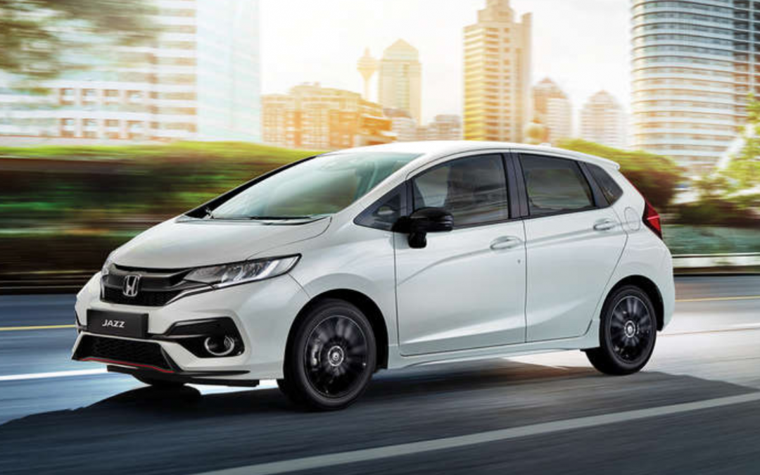Honda Jazz Private Lease
