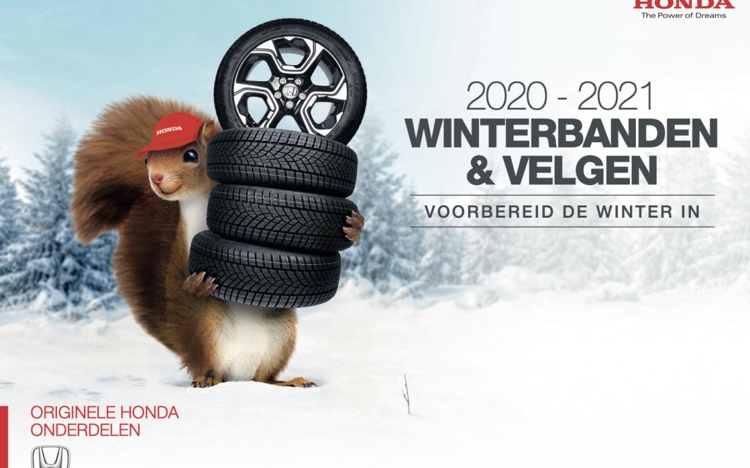 Honda winterbandensets