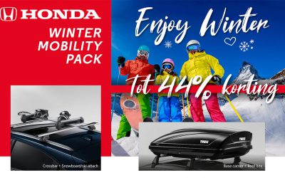 Honda Winter Mobility Pack