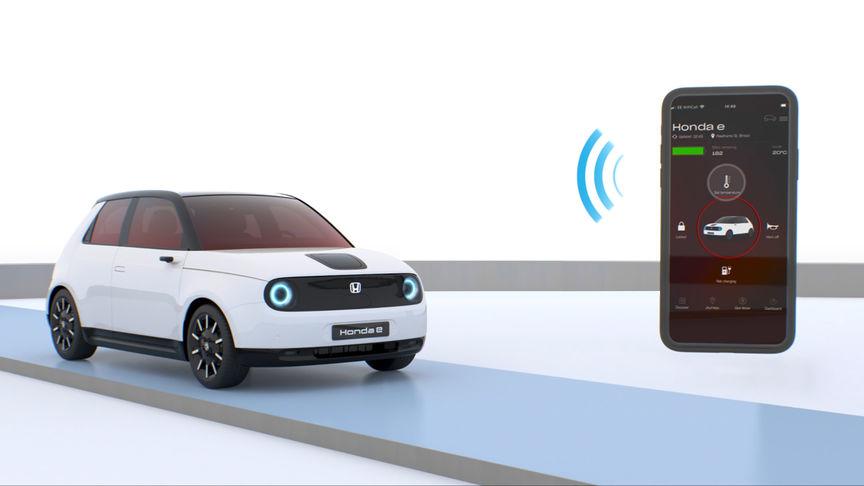 Ontdek meer over de elektrische auto van Honda!