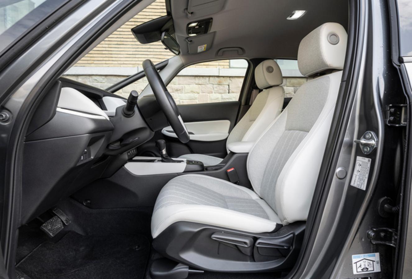 Beste Hybride stadswagen 2021 Honda Jazz