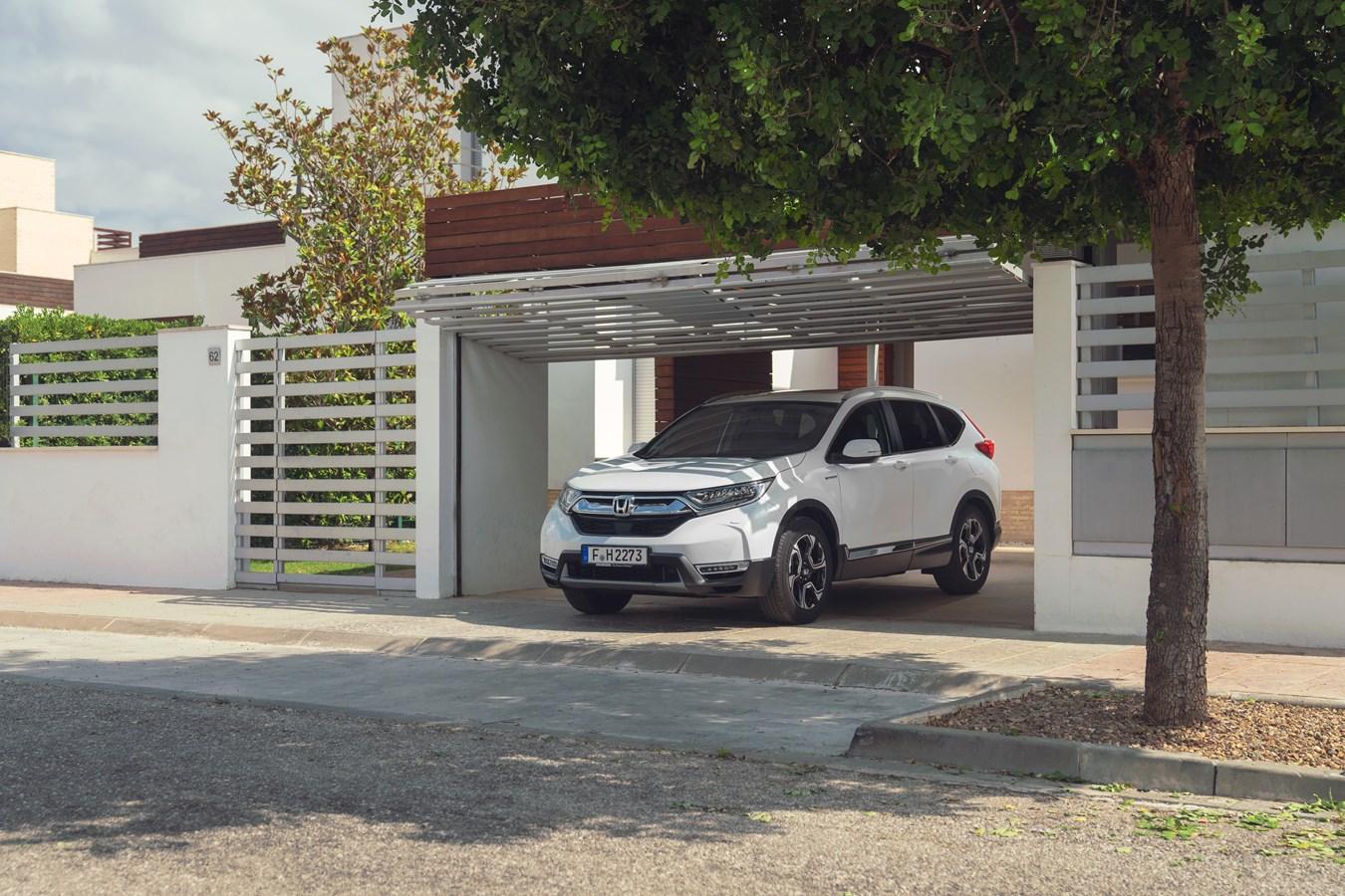 Honda CR-V Hybrid- Lievegem-Waarschoot-Brugge