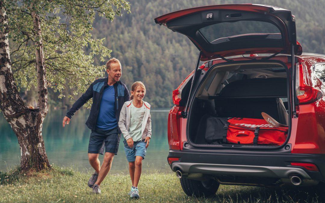 Waarom de Honda CR-V uw volgende gezinsauto zou moeten zijn