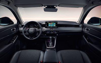 Gloednieuwe Honda HR-V: nieuwe benchmarks voor interieurcomfort