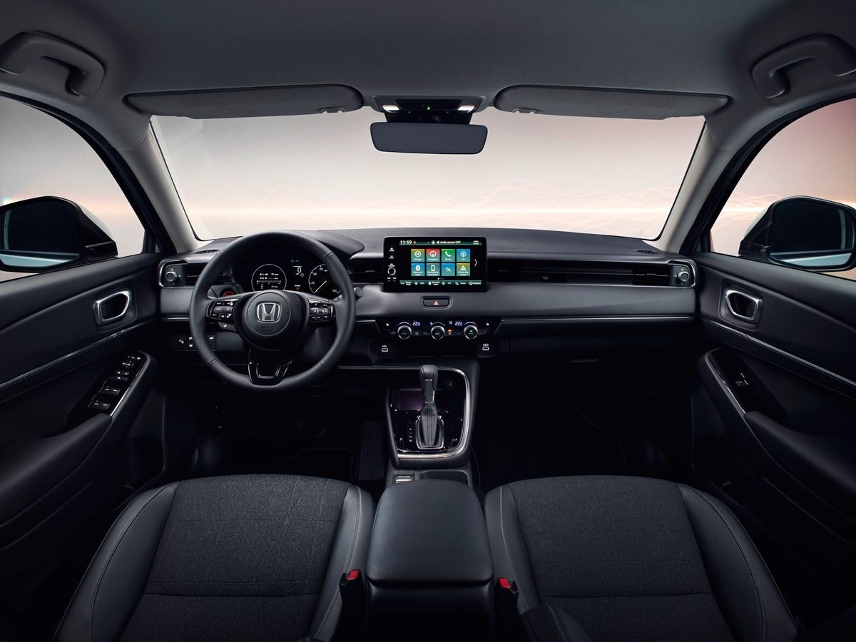 Honda-Hr-V-hybride-interieur