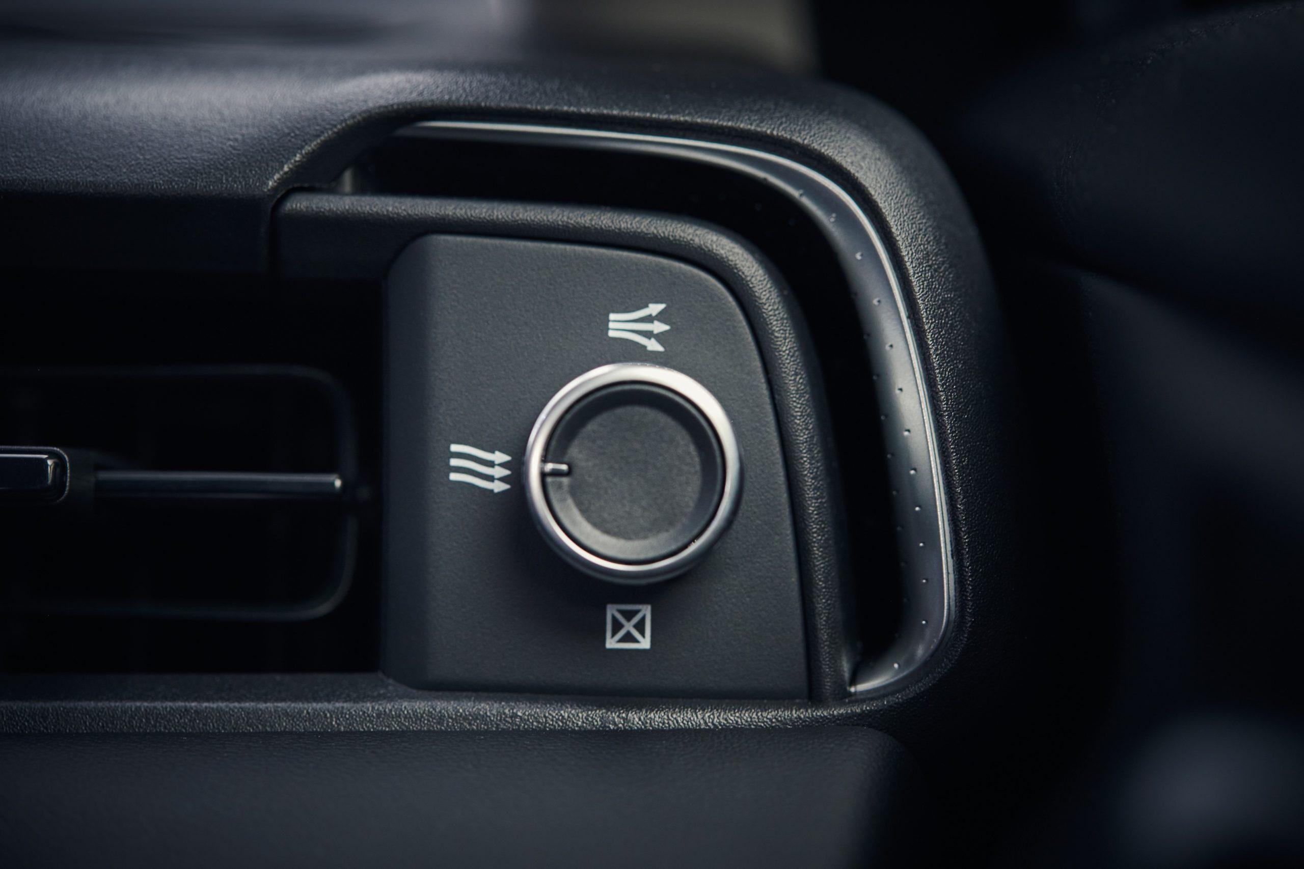 airconditioning in auto om wagen koel te houden