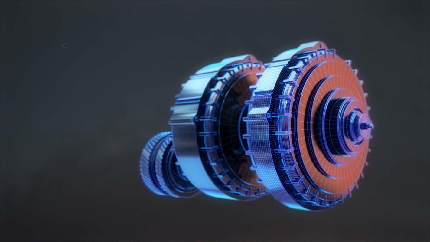 Elektrische motor Honda