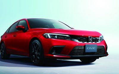 Honda onthult volgende generatie vijfdeurs
