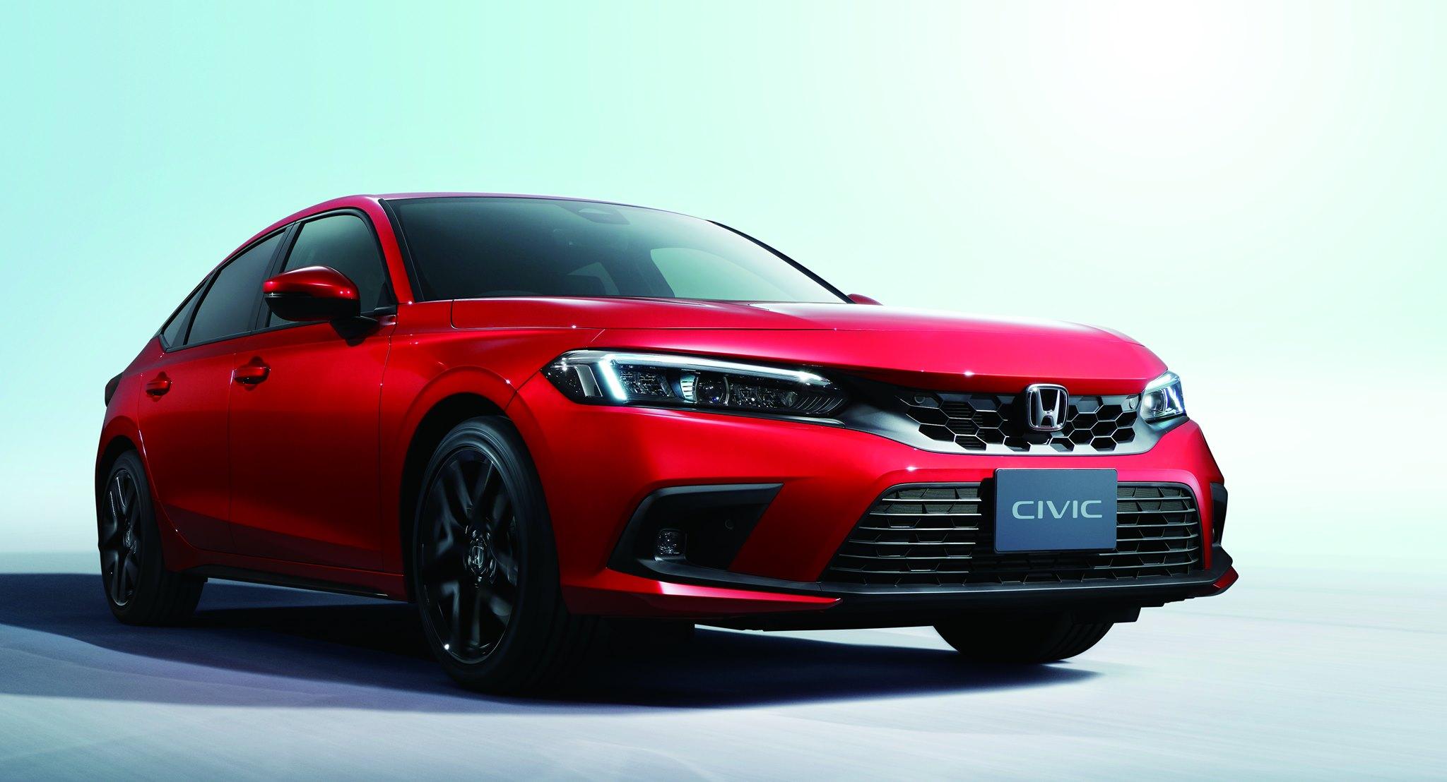Honda Civic-hybrid