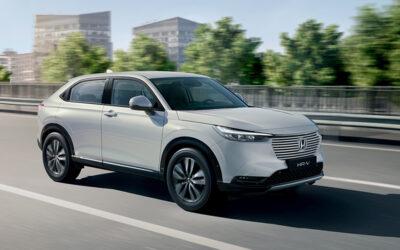 Pre-launch nieuwe Honda HR-V e:HEV
